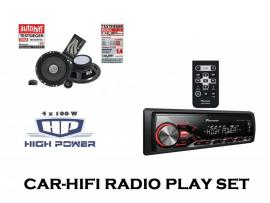 RADIO PLAY SET I.